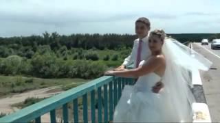 Свадебная прогулка Андрея и Татьяны. Свадебный видеограф в Нижнем Новгороде Кравцова Ольга