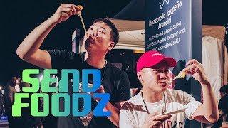 SobeWFF: Send Foodz w/ Timothy DeLaGhetto & David So