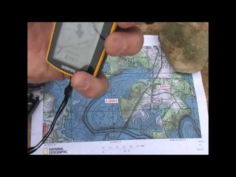 Using eTrex GPS with TOPO! Custom Maps PT 1