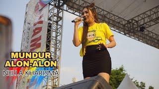Download Mp3 Nella Kharisma, Mundur Alon-alon Live Alun-alun Sukoharjo Bersama Lagista