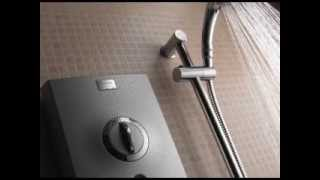 What are electric showers and how do they work?