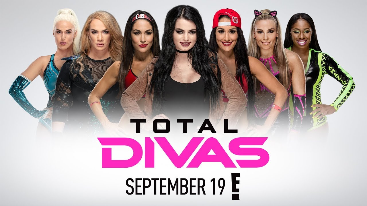Watch WWE Total Divas Season 9 Episode 7 11/12/19