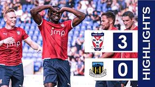📺 Clayton Donaldson scores twice in FA Cup opener | York City 3-0 Hebburn Town