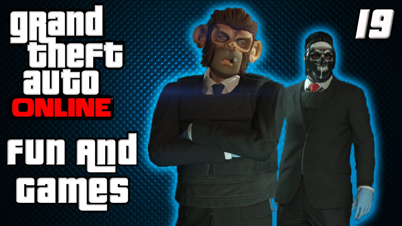 Payday Porn gta online: fun and games (payday 3 confirmed, watching porn