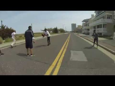 Atlantic City Street Football