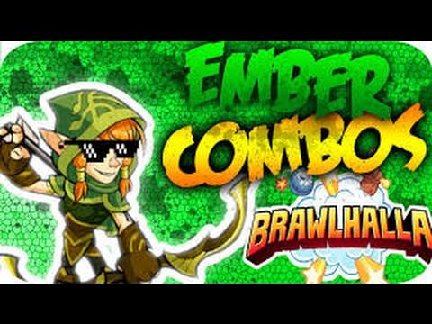 Combo Ember (Brawlhalla)