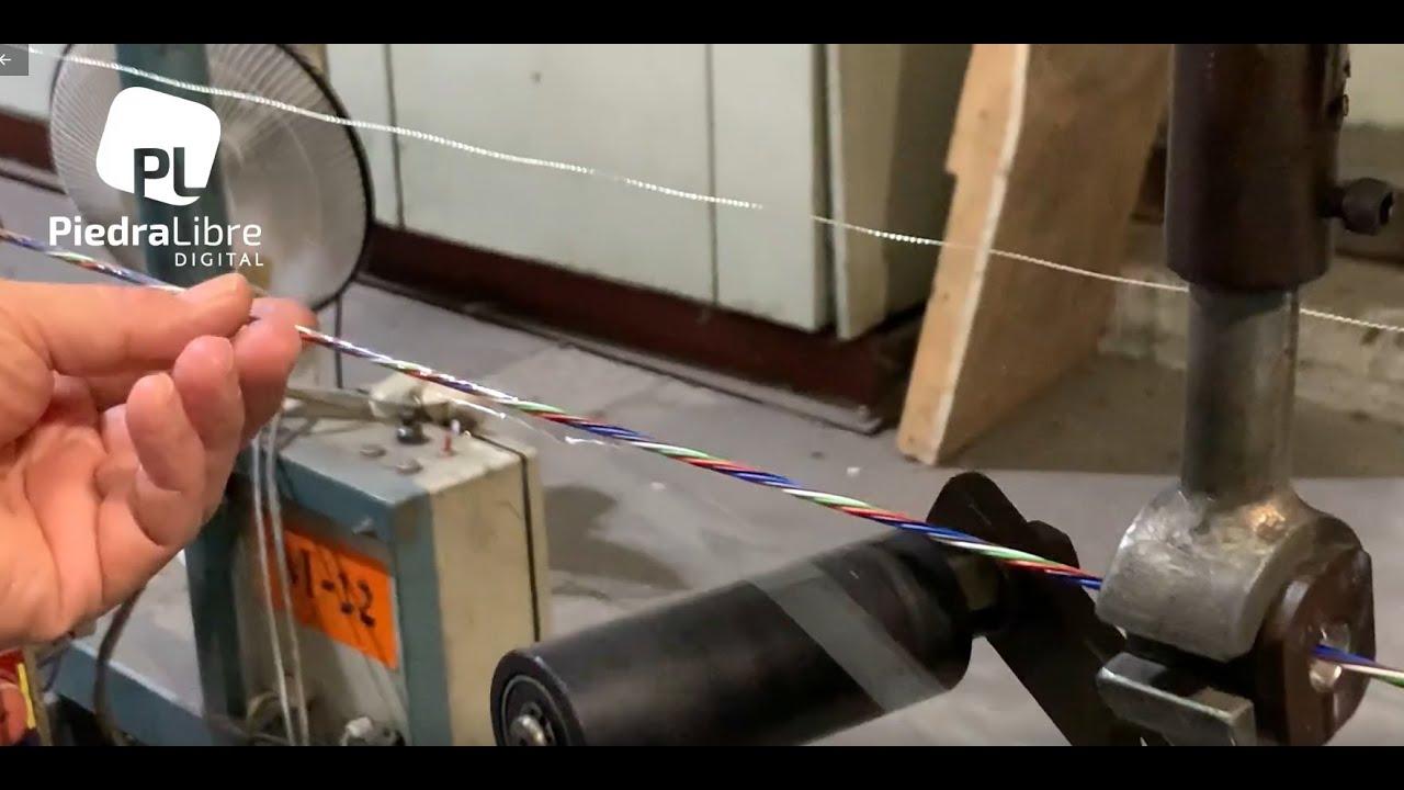 Un recorrido por la fábrica de cables Teldor, un orgullo para Ein Dor