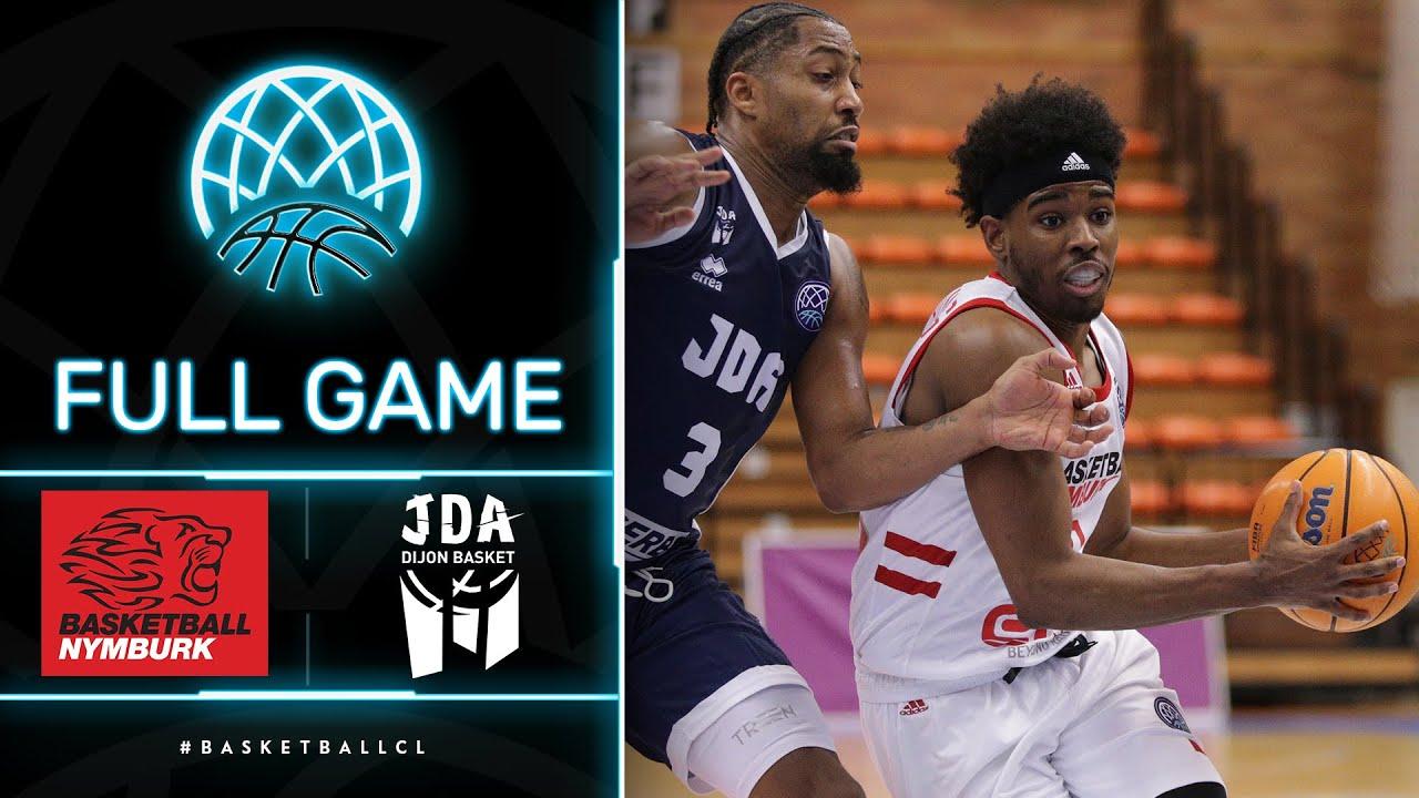 ERA Nymburk v JDA Dijon - Full Game
