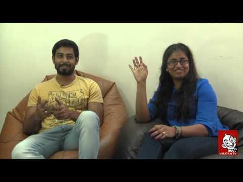 Actor Aari about his wife Nathiya
