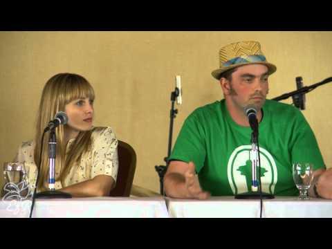 EFNW 2012 - Finding your Voice (VA Panel)