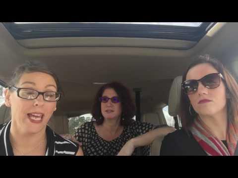 Carpool Karaoke with the Chamber Girls