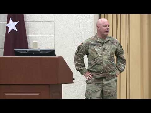 U.S. Army Futures Command Presentation On Multi-Domain Operations - 6 June 2019