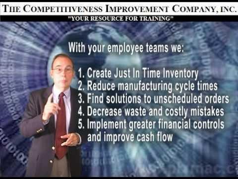 The Competitiveness  Improvement Company - Continuous Process Improvement