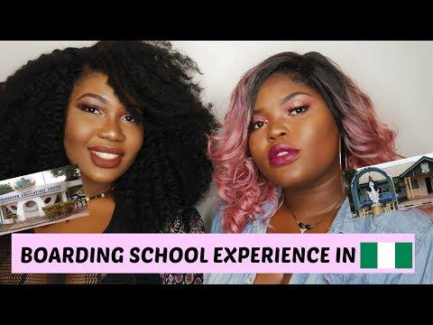 BOARDING SCHOOL EXPERIENCE IN NIGERIA!!! | NOT FOR THE WEAK