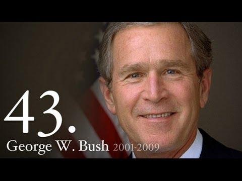 43 George W Bush