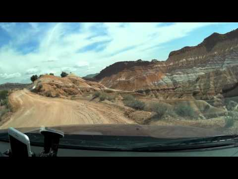 Driving Around the American Southwest - Day 12 - Page to Grand Canyon
