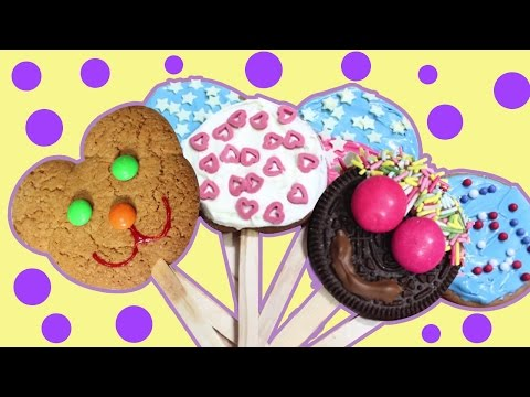 DIY How To Make Cookies: Nutella Cookies Sugar Cookies And More Easy Cookie Recipes For Kids