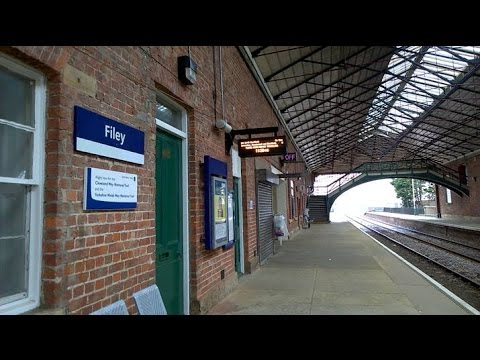 Filey Train Station