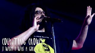 Watch Counting Crows I Wish I Was A Girl video