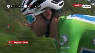 Valverde - Stage 19 - La Vuelta 2018