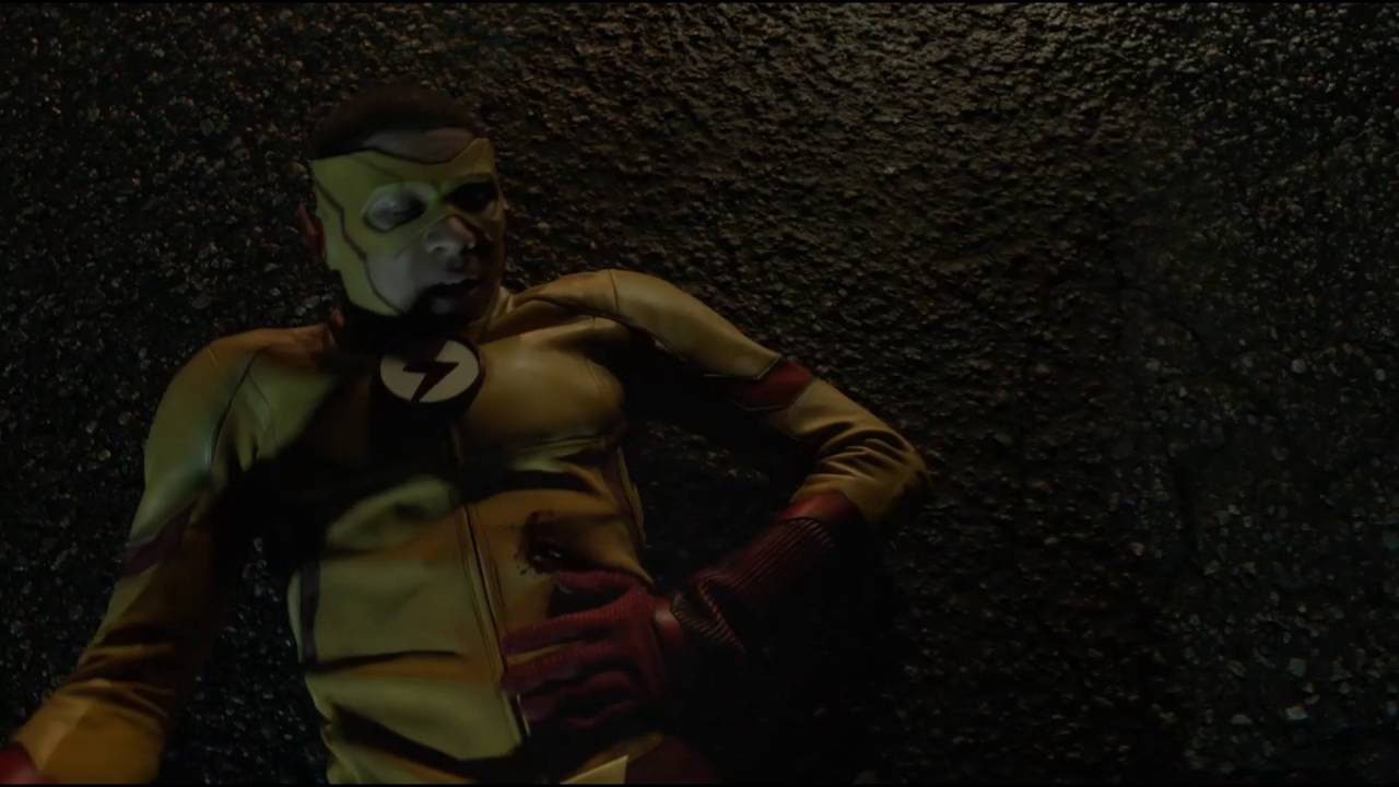 Download The Flash: S3E1 - The Flash / Kid Flash Vs The Rival
