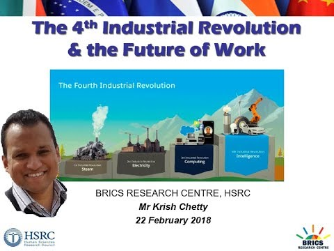 Future of Work in South Africa - 2030