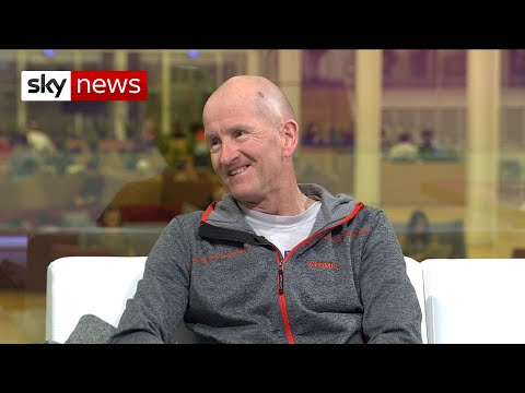 Eddie The Eagle On How To Keep Your New Year's Resolution