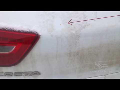 Ржавчина Hyundai Creta Случаи не единичны