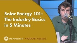 Solar Energy 101: The Industry Basics in 5 Minutes