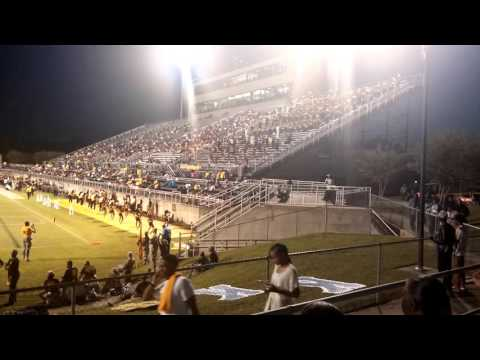 UAPB THE HILLS- THE WEEKEND 2015