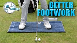 BETTER FOOTWORK FOR GREAT BALL STRIKING