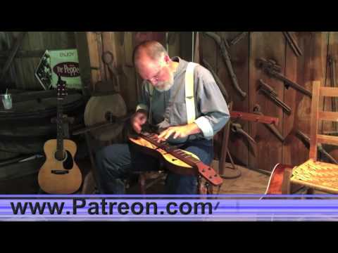 "Dulcimerica 307a - ""Ozark Session 1"" - Mountain Dulcimer"