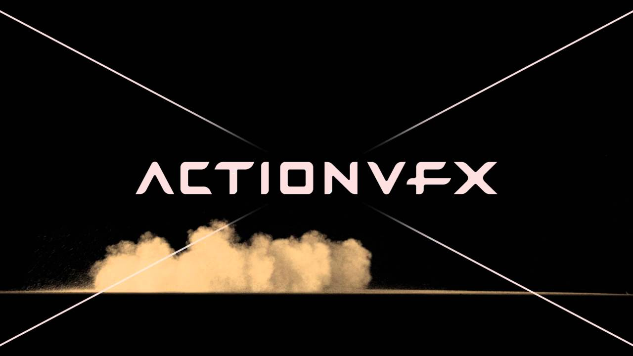 FREE - Dust Waves Stock Footage Collection   ActionVFX