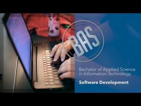 Bachelor of Applied Science in IT - Software Development
