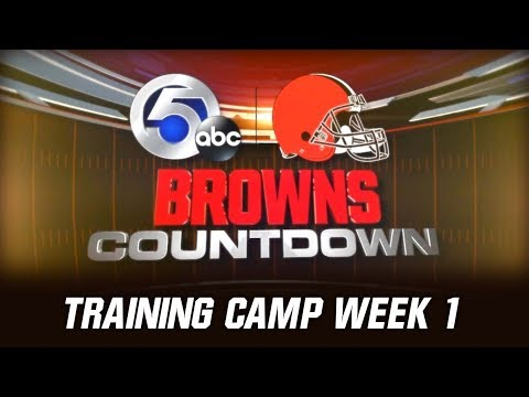 Browns Countdown - July 30, 2017