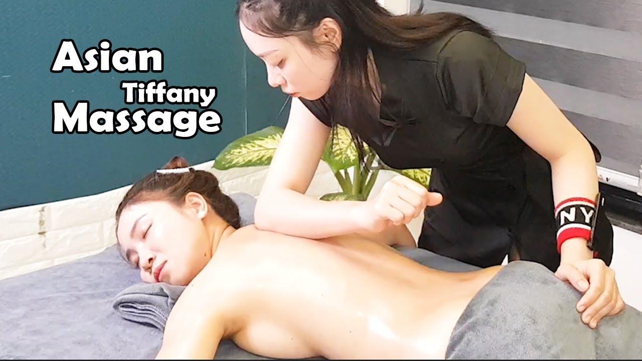 [ASMR ASIAN MASSAGE][No-ad] The normal massage