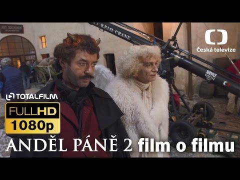 Anděl Páně 2 (2016) film o filmu ČT