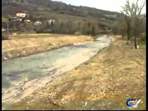 Polemica per l'Esino a Serra San Quirico.