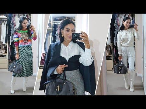Fashion Week Preparation - Beauty and Fashion | Tamara Kalinic ad