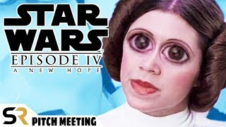 Star Wars: Episode IV - A New Hope Pitch Meeting