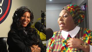 Yvonne Chaka Chaka talks travelling, the Uganda deportation allegations and more on Massiv Mornings
