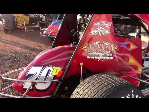 Susquehanna Speedway Super Sportsman Highlights 09-10-16