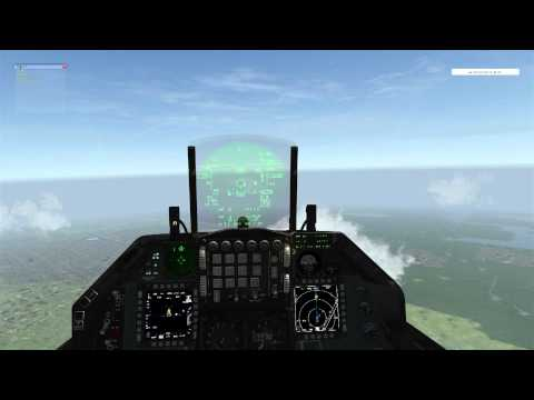 Falcon BMS: UOAF Event 54