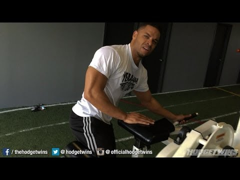 Leg Workout For Bigger Legs Muscles @Hodgetwins
