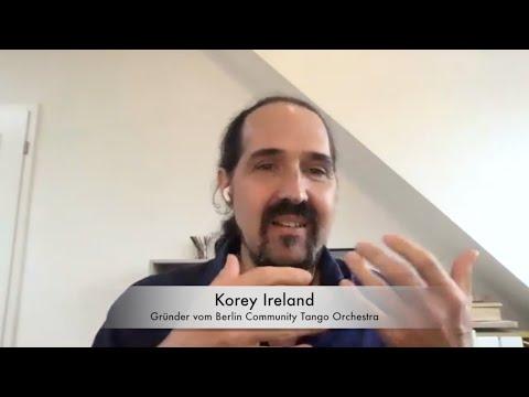 Interview mit Korey Ireland