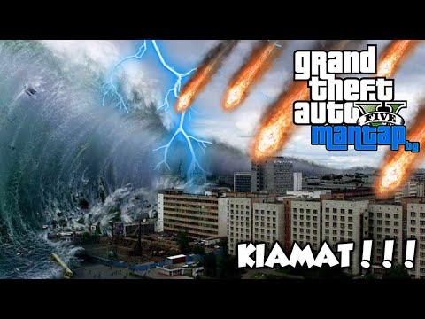 KIAMAAAAT! SELAMATKAN DIRI KALIAN - GTA 5 Mod Indonesia