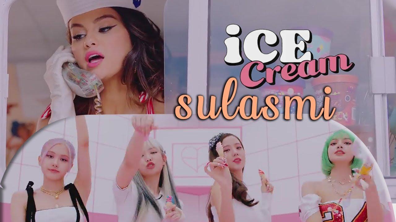 💗SEBLACK - es krim sulasmi 🍦 | (#selpink - #icecream) parodi kpop indo