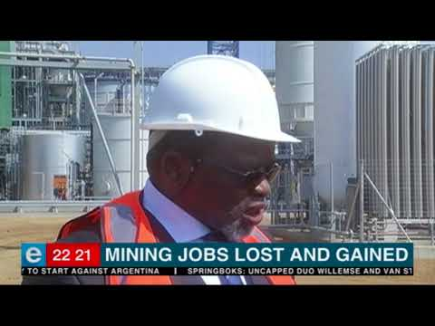 Mining Jobs Lost And Gained
