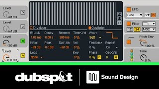 Ableton Live Tutorial: Stacking Synths. Macros, Effects & Wobble Bass