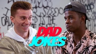 Dad Jokes | Trevor Jackson vs. Trevor Wallace